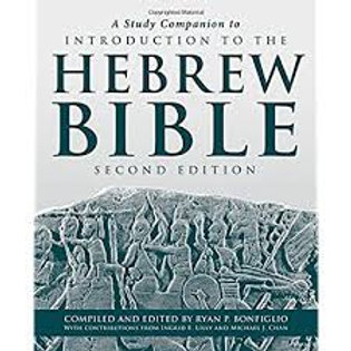 Study Companion to Introduction to the Hebrew Bible: Second Edition, A