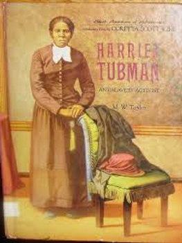 Harriet Tubman:   Antislavery Activist (Black Americans of Achievement)