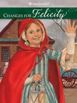 Changes For Felicity (American Girl)