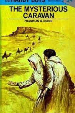 Mysterious Caravan (The Hardy Boys, No. 54), The