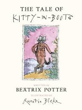 Tale of Kitty-in-Boots (Peter Rabbit), The