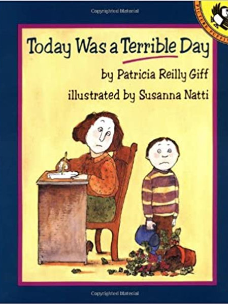 Today Was a Terrible Day (Picture Puffin Books)
