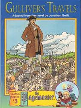 GULLIVER'S TRAVELS The Pagemaster Classic Series #3