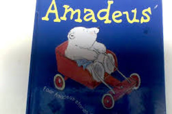 Amadeus (Baby's First Book Club)