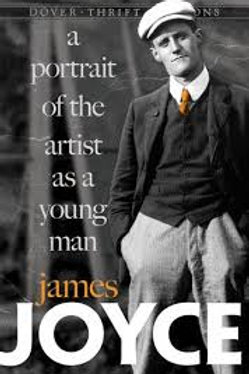 Portrait of the Artist as a Young Man (Dover Thrift Editions), A
