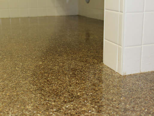 Metallic Fusion Epoxy Flooring