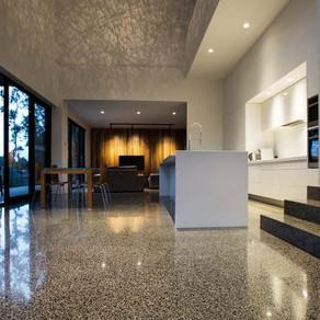 Polished Concrete Refinish