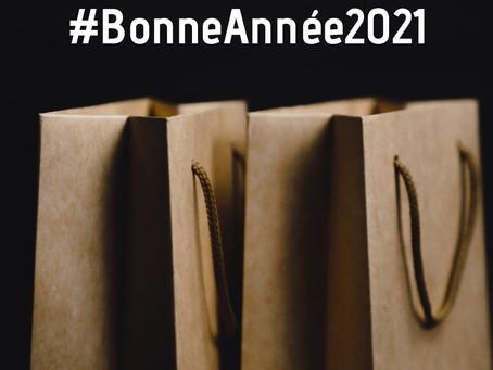 #BonneAnnée2021 ✨