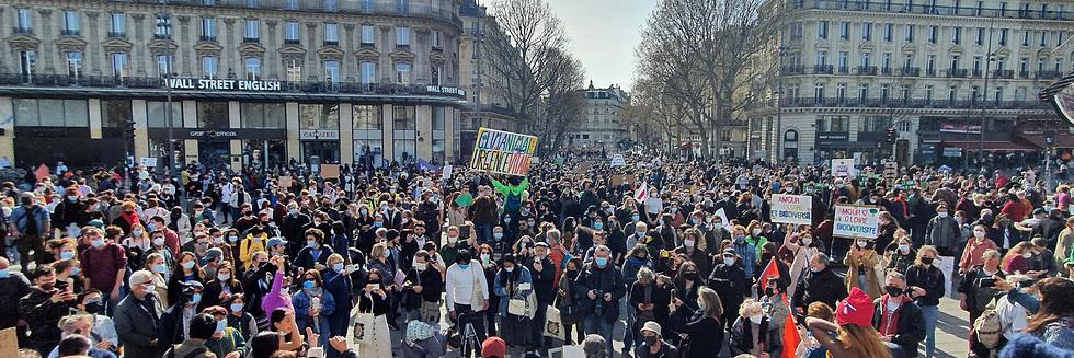 Marche pour le climat | ANIWILD