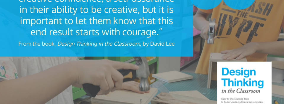 Creative Courage - DT Class Book Quot
