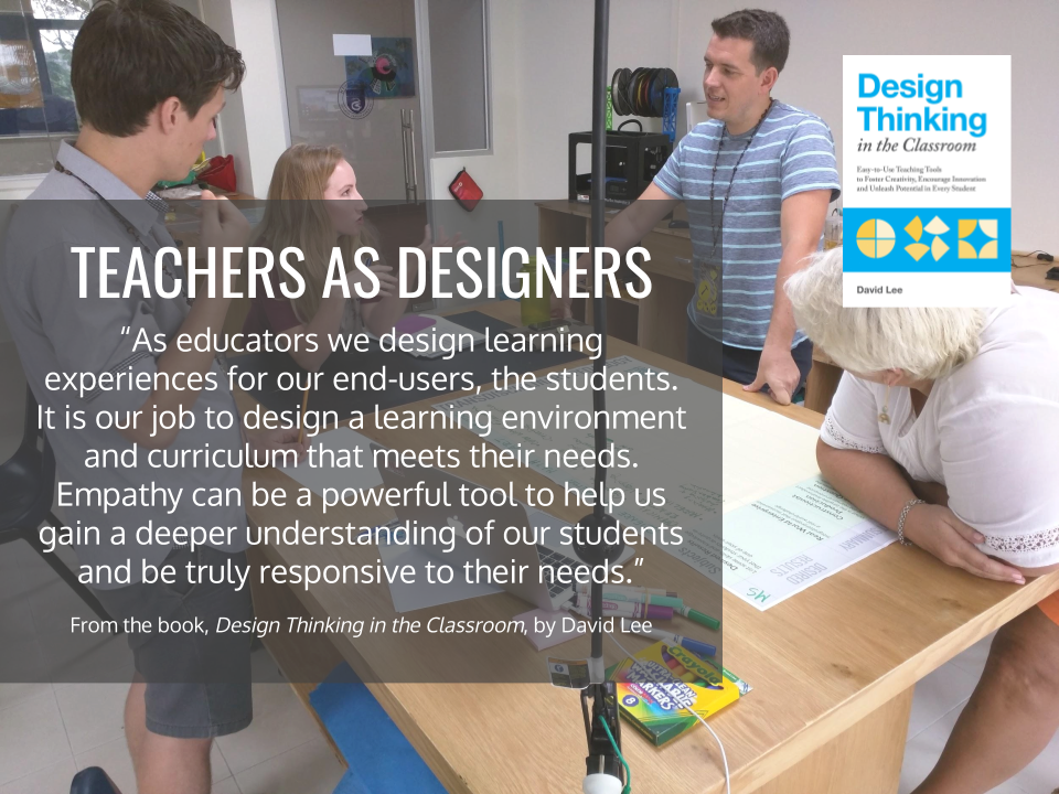 Educators as Designers - DT Class Boo