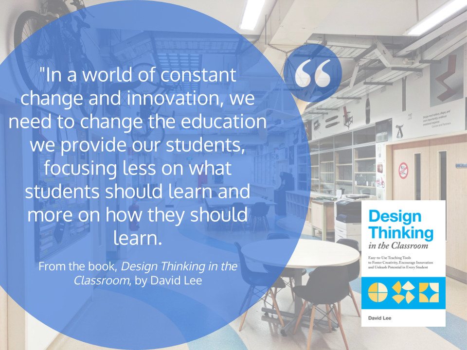 Design Thinking In The Classrom Education