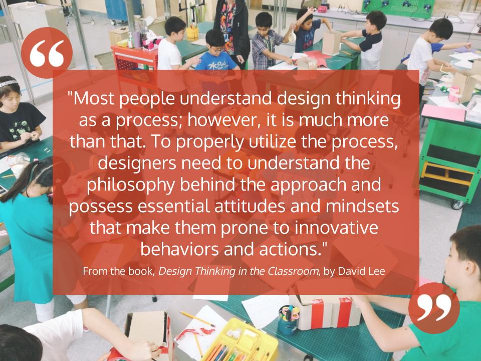 More than a process - DT Class Book Q
