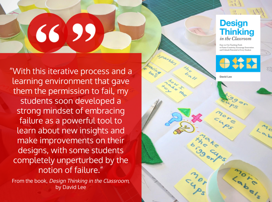 Iterative Process - DT Class Book Quo