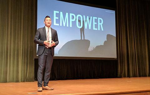Keynote Speaker at STEMapalooza