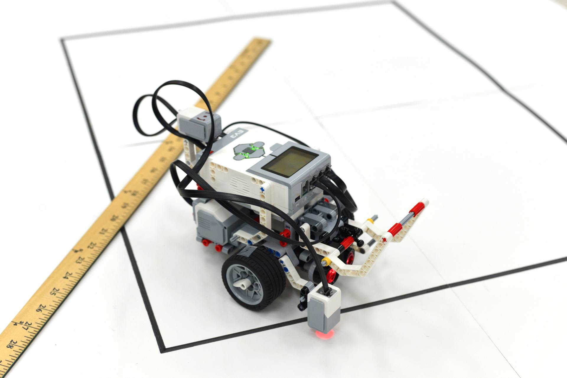 Robotics with Lego