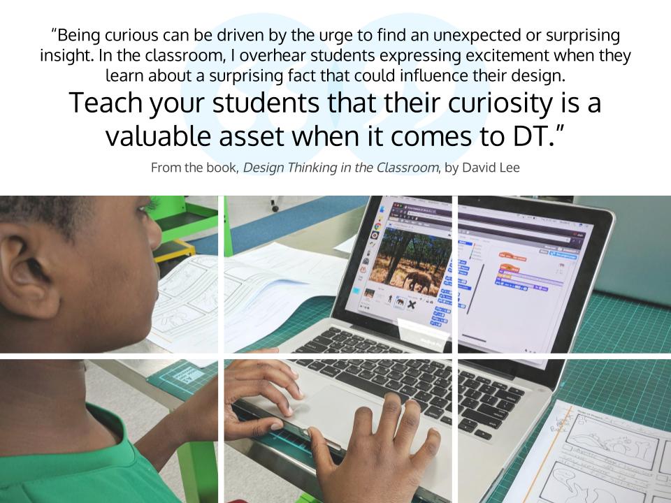 Valuable Curiosity - DT Class Book Qu
