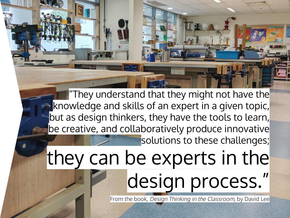 Design Process Expert - DT Class Book