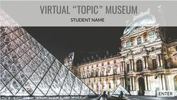 Virtual Museum