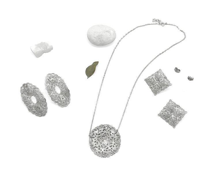 Pansy - Berta Riera Jewellery