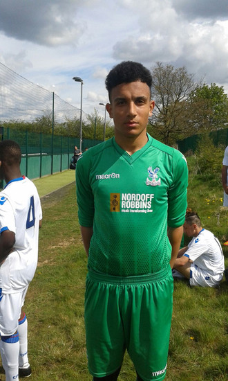 Crystal Palace Trial: Dominic Canty