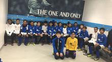U12s Visit Tottenham Hotspur U12s Academy