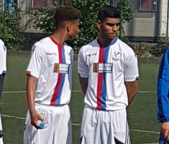 Crystal Palace Trials: Shaiam & Ruben