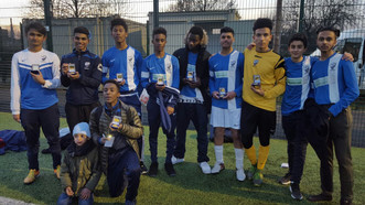 U16's Run Rampant in Mayors Cup