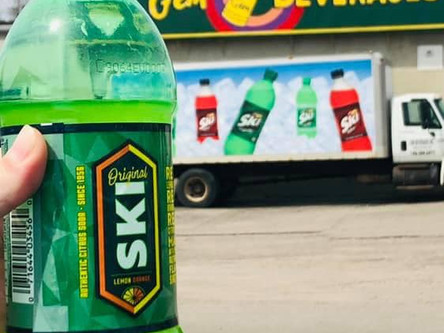 Ski Citrus Soda/Gem Beverages