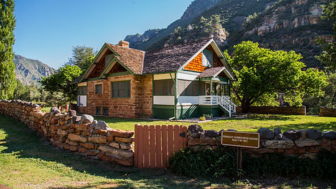 pendley homestead slide rock