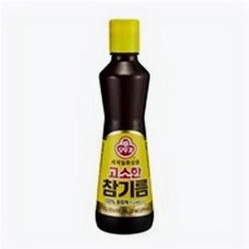 Ottogi Toasted Sesame Oil