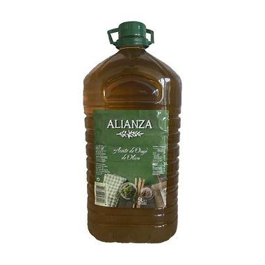 POMACE OLIVE OIL 5 LITERS PET ALIANZA SPAIN