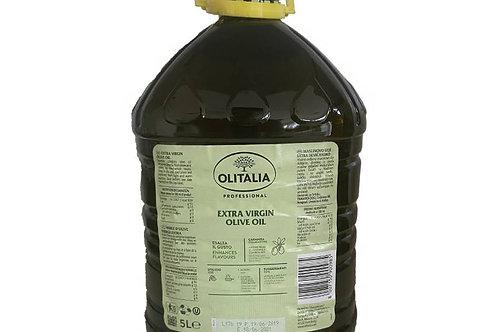 OLITALIA EXTRA VIRGIN OLIVE OIL 5 LITERS PET ITALY