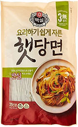 Beksul Korean Japchae Glass Noodles