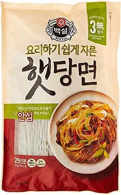 Beksul Korean Japchae Glass Noodles