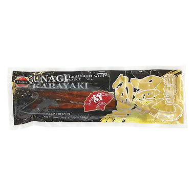 Roasted Eel From Japan (Frozen)
