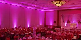up lighting ramada inn st. joseph mo