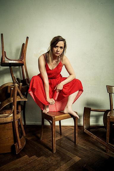 Schauspielerin Sarina Radomski