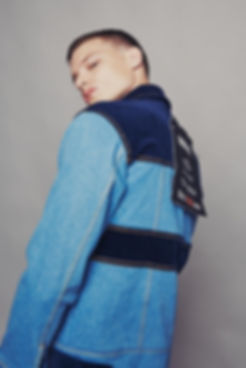 Men Fashion Label Damur