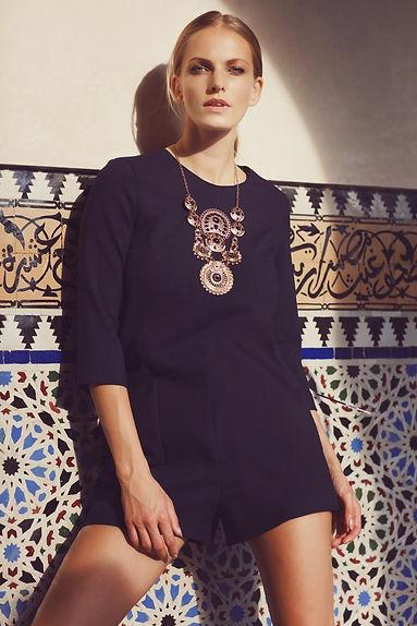 Fashioneditorial mit Ewelina Olczak von Indeed Models