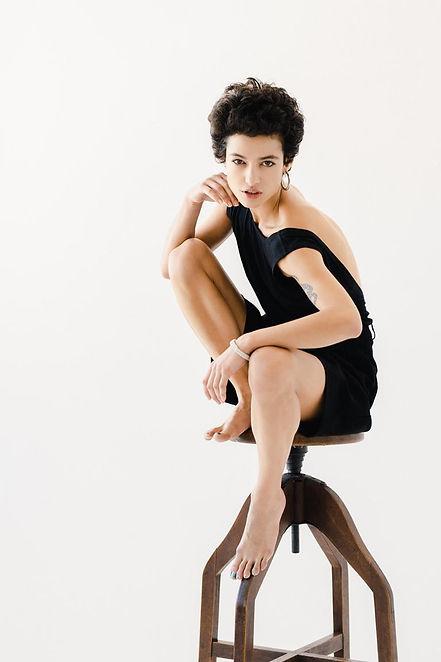 Schauspielerportrait Elisa Mateva