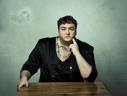 Schauspielerportrait Daniel Zillmann