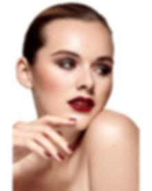 Beautyeditorial mit Charlotte von Fazemodels