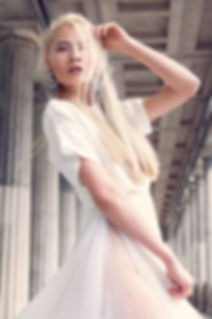 Fashioneditorial mit Bingyang Liu