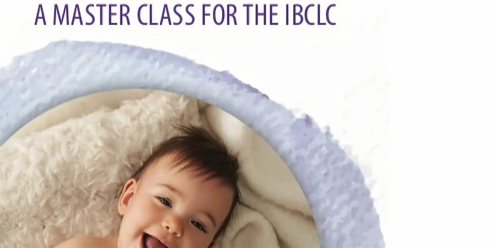 A MASTER CLASS FOR THE IBCLC: ORAL HABILITATION OF THE BREASTFEEDING DYAD