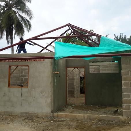 1.036 casas contruidas o mejoradas a través de Copatrocinio económico
