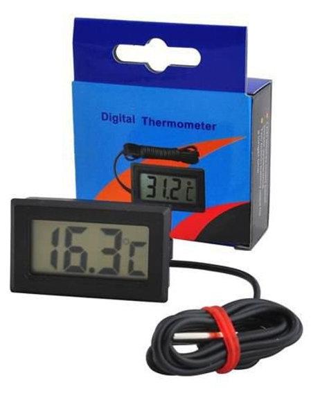Термометр с проводным термосенсором