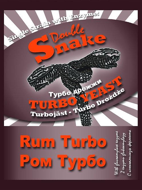ДРОЖЖИ СПИРТОВЫЕ Double Snake Rum 100 гр