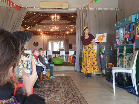 Holiday 'Beets' - Theatre Arts Fun Day