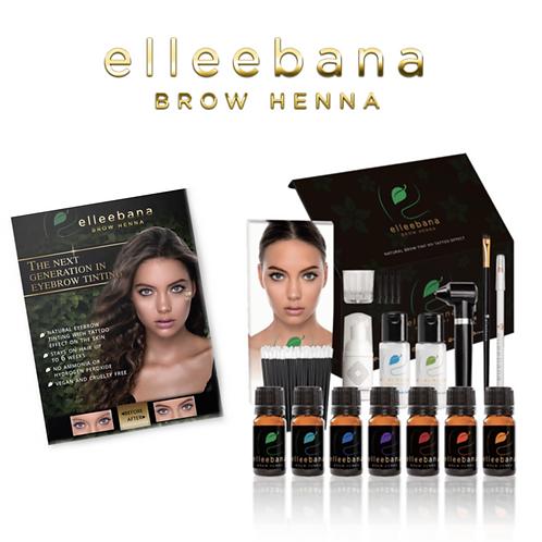 Ellebana Brow Henna Course